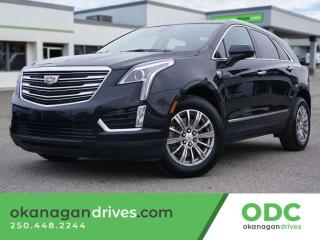 Used 2017 Cadillac XT5 Luxury AWD | HEATED SEATS | BACKUP CAM for sale in Kelowna, BC