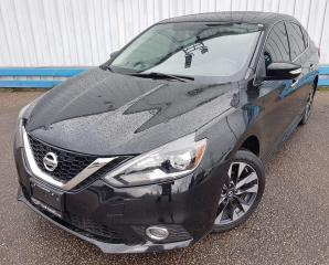 Used 2016 Nissan Sentra 1.8 SR *SUNROOF* for sale in Kitchener, ON