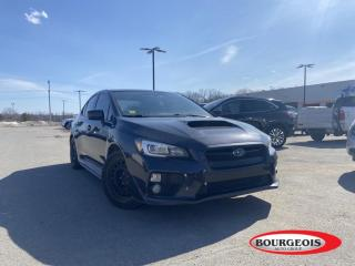 Used 2017 Subaru WRX Sport HEATED SEATS, REVERSE CAMERA for sale in Midland, ON