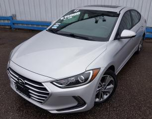 Used 2017 Hyundai Elantra GLS *SUNROOF* for sale in Kitchener, ON