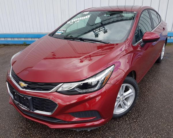 2018 Chevrolet Cruze LT *SUNROOF*
