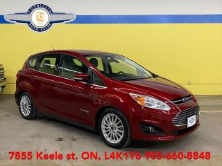 Used 2015 Ford C-MAX SEL Navi, B-Cam,Leather, Power Tailgate & more for sale in Vaughan, ON
