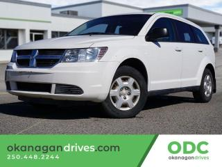 Used 2009 Dodge Journey SE | ACCIDENT FREE | LOCALLY OWNED for sale in Kelowna, BC