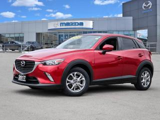 Used 2017 Mazda CX-3 GS- AUTOMATIC, BLUETOOTH, HEATED SEATS, REAR CAMERA for sale in Hamilton, ON