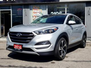 Used 2016 Hyundai Tucson AWD 4dr 1.6L Premium *Ltd Avail* for sale in Bowmanville, ON