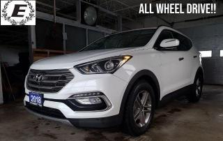Used 2018 Hyundai Santa Fe Sport Premium ALL WHEEL DRIVE!! for sale in Barrie, ON