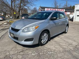 Used 2010 Toyota Matrix Automatic/Gas Saver/Power Group/Comes Certified for sale in Scarborough, ON