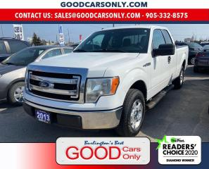 Used 2013 Ford F-150 XLT for sale in Burlington, ON