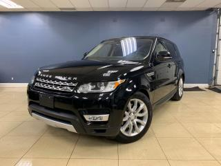 Used 2016 Land Rover Range Rover Sport Td6HSE|DIESEL|No accident|360 Camera|Nav|Panoroof| for sale in North York, ON
