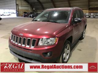 Used 2013 Jeep Compass Limited 4D Utility 4WD for sale in Calgary, AB