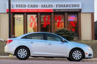 Used 2011 Chevrolet Cruze LS | 6 Speed | Power Group | Air Conditioning for sale in Oshawa, ON