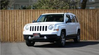 Used 2016 Jeep Patriot 4WD 4dr High Altitude - HEATED SEATS! for sale in Victoria, BC