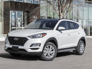 New 2021 Hyundai Tucson Preferred for sale in Winnipeg, MB