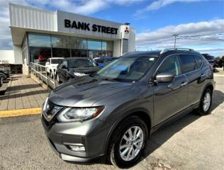 Used 2017 Nissan Rogue SV for sale in Gloucester, ON