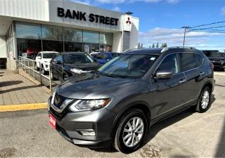 Used 2019 Nissan Rogue SV for sale in Gloucester, ON