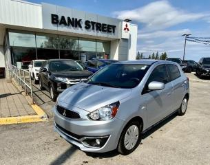 Used 2020 Mitsubishi Mirage ES for sale in Gloucester, ON
