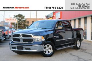 Used 2014 RAM 1500 ST CREWCAB 5.7L - 6PASS|BACKUP|ALLOY|RUNNING BOARD for sale in North York, ON