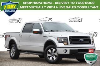 Used 2014 Ford F-150 FX4 ONE OWNER | LOW KM | 402A | NAV | 3.5L V6 for sale in Kitchener, ON