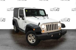 Used 2017 Jeep Wrangler 4WD 2dr Sport for sale in Sault Ste. Marie, ON