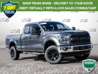 Used 2017 Ford F-150 XLT | 4WD | POWER WINDOWS | KEYLESS ENTRY | for sale in Barrie, ON