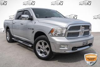 Used 2009 Dodge Ram 1500 Laramie SOLD AS TRADED, YOU CERTIFY, YOU SAVE!!! for sale in Barrie, ON