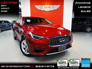 Used 2017 Infiniti QX30 CLEAN CARFAX | CERTIFIED | FINANCE | 9055478778 for sale in Oakville, ON