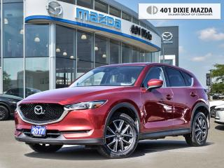 Used 2017 Mazda CX-5 GT 1.99% FINANCE AVAILABLE| NO ACCIDENTS| for sale in Mississauga, ON