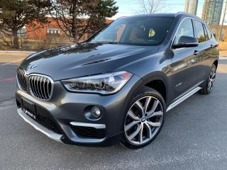 Used 2017 BMW X1 xDrive28i  TOP OF THE LINE ONE OWNER OFF LEASE for sale in Concord, ON