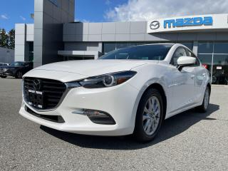 Used 2018 Mazda MAZDA3 GS iACTIV SENSE SAFETY BC'S BEST MAZDA3 SELECTION for sale in Surrey, BC