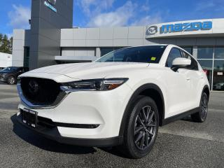 Used 2017 Mazda CX-5 GT TECHNOLOGY PKG BC'S BEST CX-5 SELECTION for sale in Surrey, BC