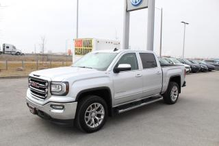 Used 2018 GMC Sierra 1500 6.2L V8 SLT for sale in Whitby, ON