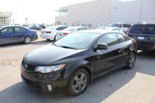 Used 2012 Kia Forte Koup 2.0L Man EX for sale in Whitby, ON