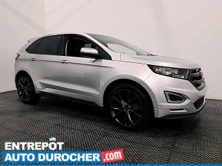 Used 2015 Ford Edge Sport - v6 -  AWD - NAVIGATION - CLIMATISEUR for sale in Laval, QC