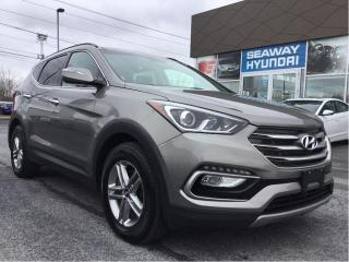 Used 2018 Hyundai Santa Fe Sport SE AWD - Bluetooth - Sunroof - Local Trade for sale in Cornwall, ON