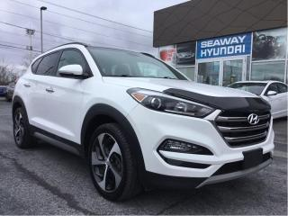 Used 2017 Hyundai Tucson SE AWD - Sunroof - Turbo - Bluetooth for sale in Cornwall, ON