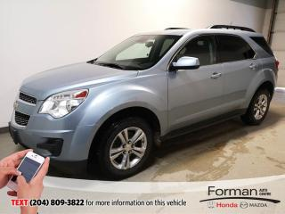 Used 2014 Chevrolet Equinox LT|Warranty|Rmt Start|Local|Clean|4WD|N.Tires for sale in Brandon, MB