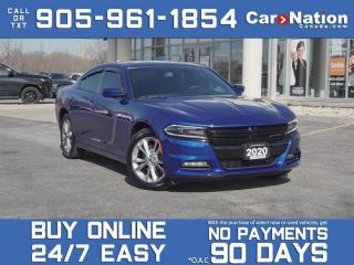 Used 2020 Dodge Charger SXT AWD| SOLD | SOLD | SOLD | SOLD | for sale in Burlington, ON