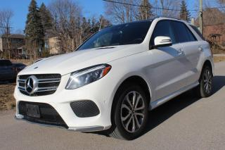 Used 2018 Mercedes-Benz GLE-Class GLE400, 4Matic, Premium Pkg, Accident Free for sale in King City, ON