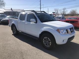 Used 2017 Nissan Frontier PRO-4X Crew Cab  4WD, New Tires & Brakes, Excellent Shape! for sale in Truro, NS