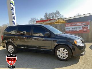 Used 2014 Dodge Grand Caravan SE Navigation, rear camera, fully certified. for sale in Brantford, ON