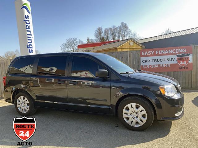 2014 Dodge Grand Caravan SE Navigation, rear camera, fully certified.