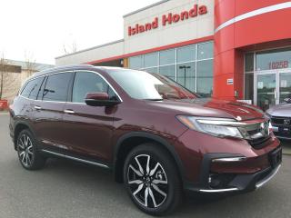 New 2021 Honda Pilot Touring 7-Passenger for sale in Courtenay, BC