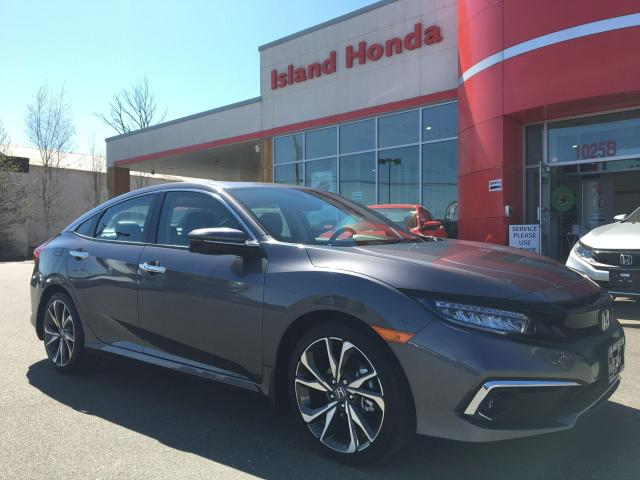 2021 Honda Civic Touring