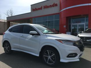 New 2021 Honda HR-V Touring for sale in Courtenay, BC