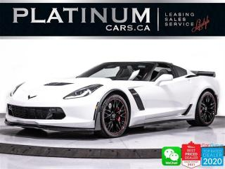 Used 2017 Chevrolet Corvette Z06, Z07 PKG, 2LZ, AMYTRIX EXHAUST, CERAMIC BRAKES for sale in Toronto, ON