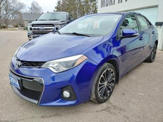 Used 2014 Toyota Corolla CE for sale in Pembroke, ON