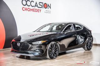 Used 2019 Mazda MAZDA3 Sport GT AWD+TOIT+NAVI+SYSTEME BOSE for sale in Laval, QC