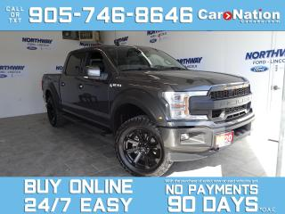Used 2020 Ford F-150 ROUSH | SUPERCHARGER 650 HP V8  | ALL DOCUMENTION for sale in Brantford, ON