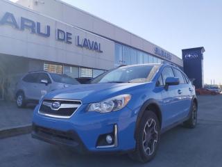 Used 2017 Subaru XV Crosstrek Limited Awd *Sièges en cuir* for sale in Laval, QC