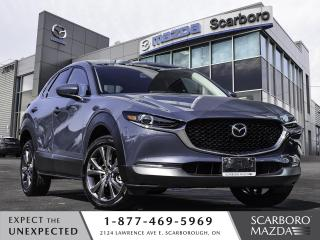 Used 2020 Mazda CX-3 0 0.99%FINACNE|GT|AWD|NAV|LEATHER|SUNROOF|CLEAN CARF for sale in Scarborough, ON